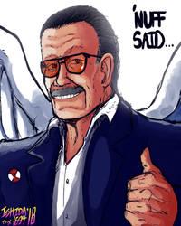 Thank you, Stan Lee! by Ishida1694