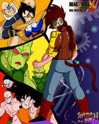 Xenoverse Okra 20 - Stand Up to the Saiyans!!! by Ishida1694