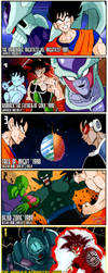 Top 5 Favorite DBZ Movies of All Time by Ishida1694