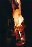 Light beam by Sommersonnenstrahl