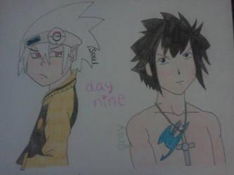 Day 9 by SammieySqueakers