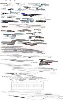 Ships of the Fleet by AzaniaDragon