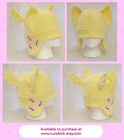 Fluttershy Hat MLP:FiM by cutekick