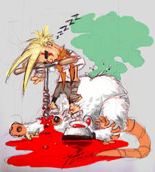 Sleep Im-possum-able by Tarraccas