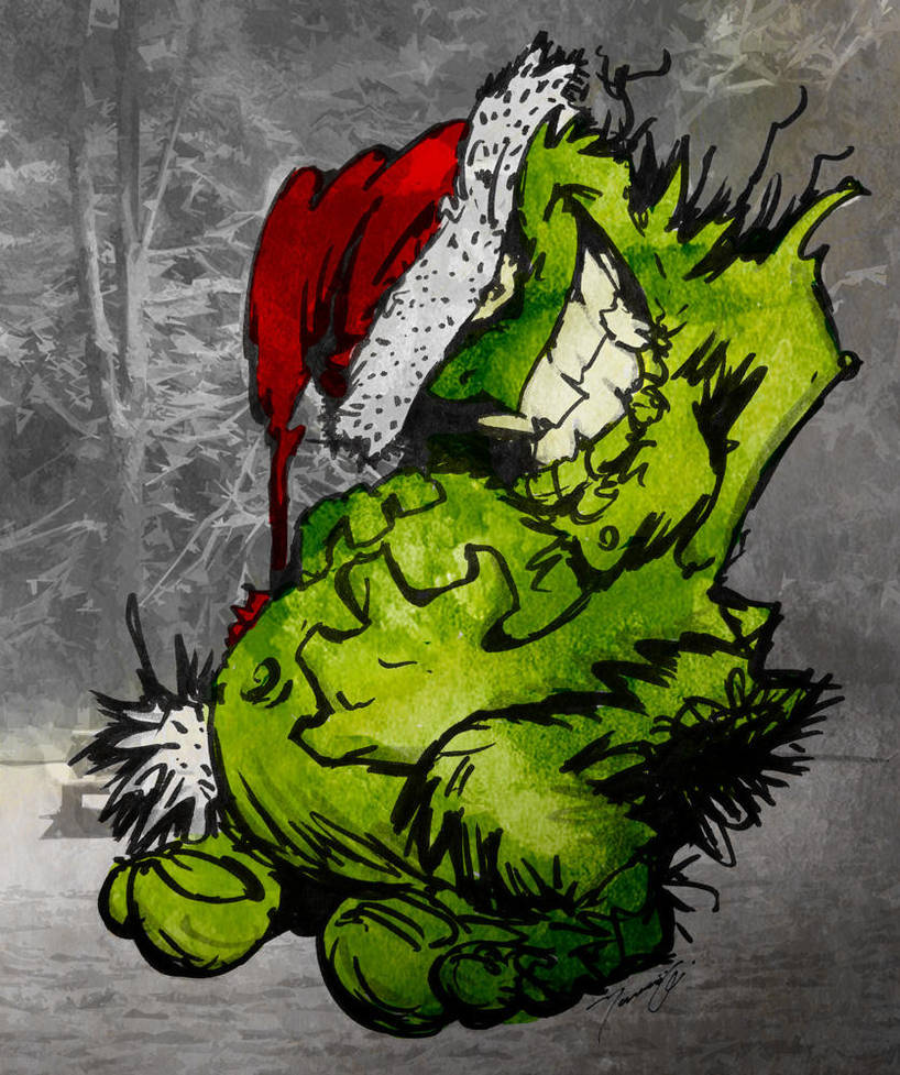 Grinch 2017 by Tarraccas