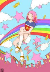 Pinku iro no hoshi by 3-Keiko-chan-3