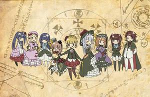 Welcome to Rokkenjima by 3-Keiko-chan-3