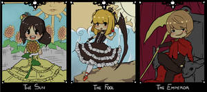 Tarot by 3-Keiko-chan-3