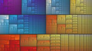 Sierpinski Wall by Gibson125