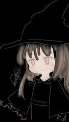 Witch-chan by Yaku-Bakugou
