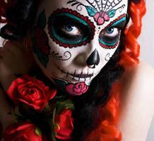 Dia De los Muertos by vainvixen