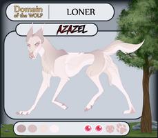 DoTW - Azazel - Loner by FaIIenShadows