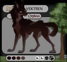 DoTW - Orpheus - Vektreni Heir by FaIIenShadows