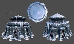 3D League of Legends fanart by 100chihuahuas