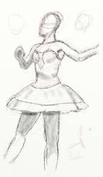 Dancer by nikolasalokin