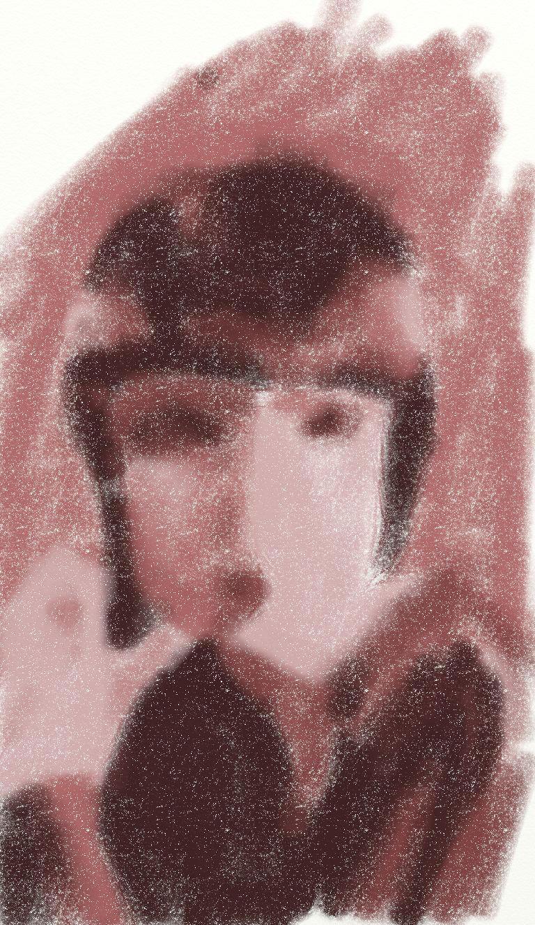 Blurry Face Try 3 by nikolasalokin