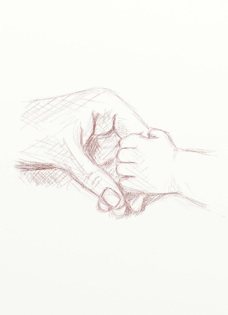 Hands 1 by nikolasalokin
