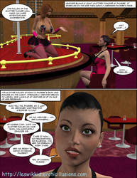 Phoebe Finnley Issue 2 Page 5 by WikkidLester