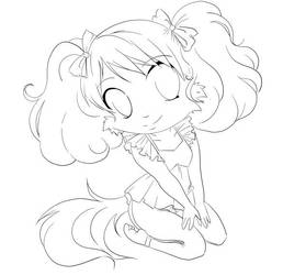 Chibi Melody by quark777