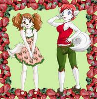 Strawberries n Stuff by quark777