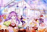 Mia and The Ice Cream Factory by blackrainbow2304