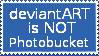 anti-random pictures stamp 1 by Vjusticefighter