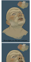 Digi. Painting Portrait: Part2 by RobertCopu