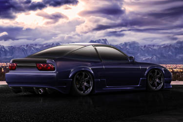 Nissan 200SX - 2011 by hugerth