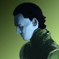 Loki's Mangst by GerryPhan13