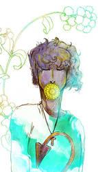 Flower by AlexServantes