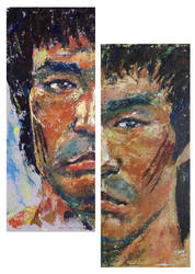 Bruce Lee - Enter the Dragon by tman2009