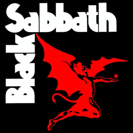Image result for black sabbath logo