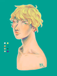 Lemon guy by ZymploxX