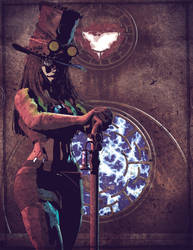 Steampunk V by esapesa