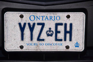 YYZ, Eh by rebelx