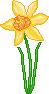 Daffodil Pixel by Nerdy-pixel-girl