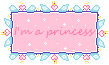 Princess Stamp by Nerdy-pixel-girl