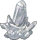 Quartz Crystal Pixel by Nerdy-pixel-girl