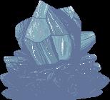 Cadet Blue Crystal F2U by Nerdy-pixel-girl