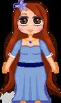 Victoria Mini Pagedoll NF2U by Nerdy-pixel-girl