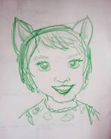 Catgirl by gaudog