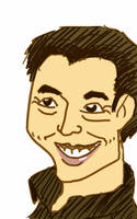 Jet Li by gaudog