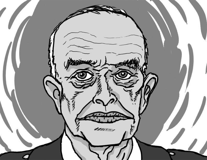 Eisenhower by gaudog