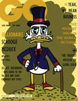 GQ McDuck by gaudog