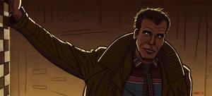 Deckard. Blade Runner. B-26354. by gaudog