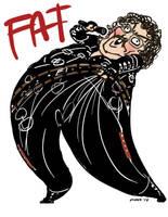Weird Al Yankovic Fat by gaudog