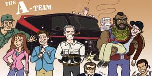 The A-Team by gaudog