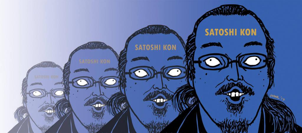 Satoshi Kon by gaudog