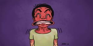 Strain Face by gaudog