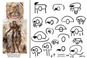 Good Shepherd Symbols by gaudog